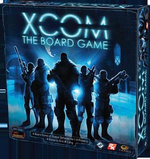 XCOM: The Board Game Ajándéktárgyak