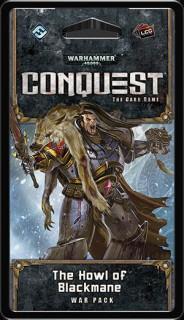 Warhammer 40k: Conquest - Howl of Blackmane (Warlord 1) Ajándéktárgyak