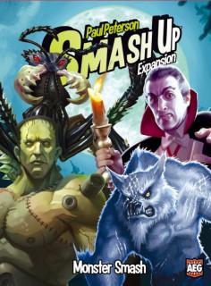 Smash Up: Monster Smash kiegészítõ Ajándéktárgyak