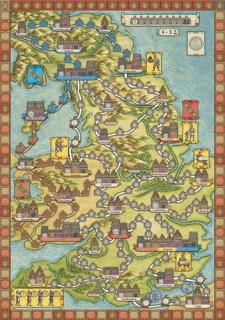 Hansa Teutonica Britannia kiegészítő Ajándéktárgyak