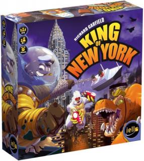 King of New York Ajándéktárgyak
