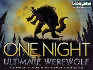 One Night Ultimate Werewolf Ajándéktárgyak