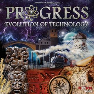 Progress: Evolution of Technology Ajándéktárgyak