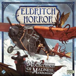 Eldritch Horror: Mountains of Madness kiegészítő Ajándéktárgyak