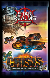 Star Realms: Crisis 1 - Bases and Battleships kiegészítő Ajándéktárgyak