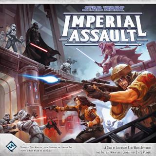 Star Wars: Imperial Assault AJÁNDÉKTÁRGY