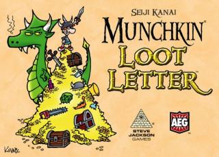 Munchkin: Loot Letter - boxed edition Ajándéktárgyak