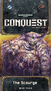 Warhammer 40k: Conquest - The Scourge (Warlord 2) Ajándéktárgyak