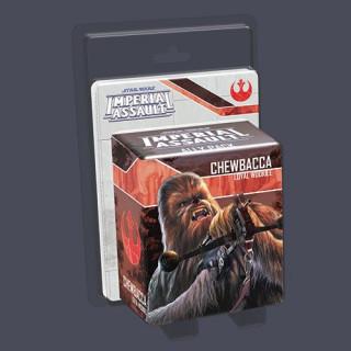 Star Wars: Imperial Assault - Chewbacca Ally Pack Ajándéktárgyak