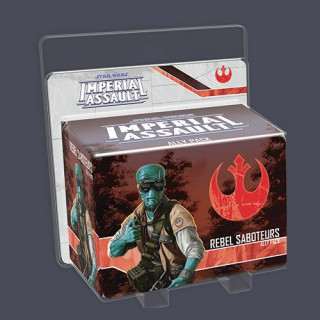 Star Wars: Imperial Assault - Rebel Saboteurs Ally Pack Ajándéktárgyak