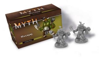 Myth: Muckers Captain Pack Ajándéktárgyak