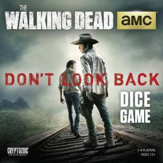 The Walking Dead: Don't Look Back Dice Game Ajándéktárgyak