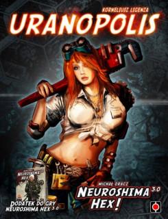 Neuroshima Hex: Uranopolis kiegészítő Ajándéktárgyak