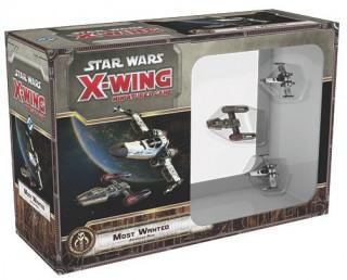 Star Wars X-Wing: Most Wanted kiegészítõ Ajándéktárgyak
