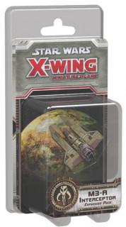 Star Wars X-Wing: M3-A Interceptor kiegészítő Ajándéktárgyak