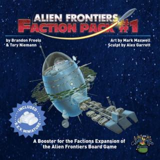 Alien Frontiers: Faction Pack 1 Ajándéktárgyak