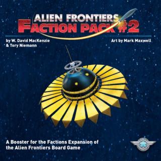 Alien Frontiers: Faction Pack 2 Ajándéktárgyak