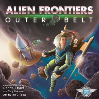 Alien Frontiers: Outer Belt Ajándéktárgyak