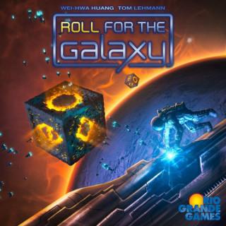 Roll for the Galaxy Ajándéktárgyak