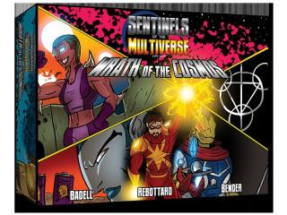 Sentinels of the Multiverse: Wrath of Cosmos Ajándéktárgyak