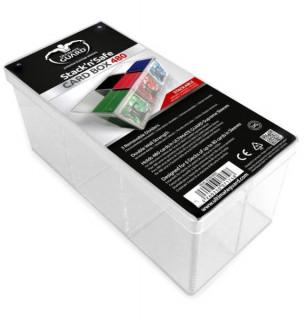 Ultimate Guard Stack N' Safe Kártyatartó doboz (480 kártyának) Ajándéktárgyak