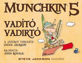 Munchkin 5 - Vadító vadirtók Ajándéktárgyak