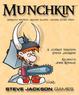 Munchkin alapjáték Ajándéktárgyak