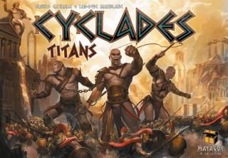Cyclades: Titans Ajándéktárgyak