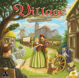 Village - Nemzedékek játéka Ajándéktárgyak