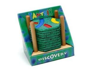 Tantrix Felfedező - állványos, zöld lapokkal Ajándéktárgyak