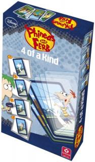 Phineas és Ferb 4-bõl 1 plasztik kártya játék 107551924 Ajándéktárgyak