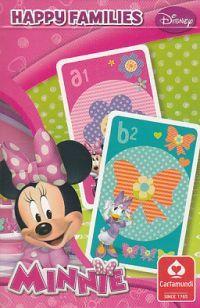 Minnie egér kvartett kártya 100032975 Ajándéktárgyak