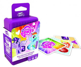 Shuffle - My Little Pony Kincskeresõ kalandok- kártyajáték AJÁNDÉKTÁRGY