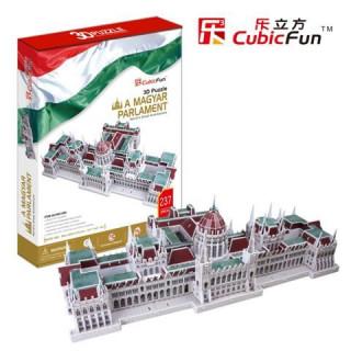 3D puzzle - Magyar Parlament 237 db-os Ajándéktárgyak