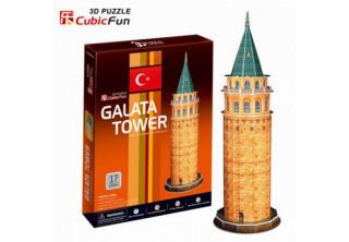 3D puzzle - Calata Tower 17db-os Ajándéktárgyak
