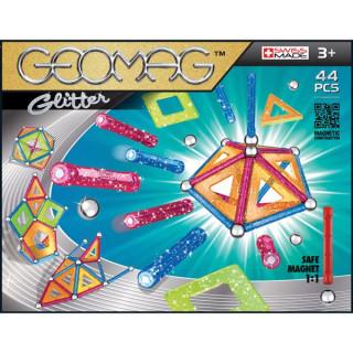Geomag Glitter: Csillámos készlet - paneles - 44 db-os Ajándéktárgyak