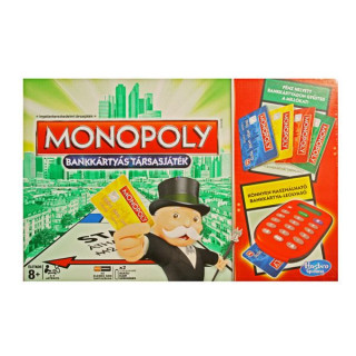 Monopoly - Teljeskörû bankolás Ajándéktárgyak
