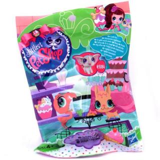 Littlest PetShop - zsákbamacska Picurkák 1 db-os Picurkák Ajándéktárgyak