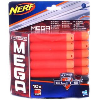 NERF N-Strike Elite - mega lõszer utántöltõ készlet - 10 db Ajándéktárgyak