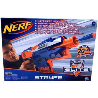 NERF N-Strike Elite - Stryfe elemes szivacslövő fegyver Ajándéktárgyak