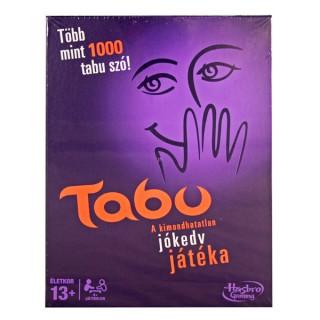 Tabu - A kimondhatatlan szavak játéka - új kiadás AJÁNDÉKTÁRGY