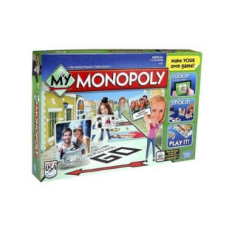 My Monopoly - Az én Monopolym társasjáték AJÁNDÉKTÁRGY