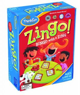 Zingo (angol nyelvû) Ajándéktárgyak