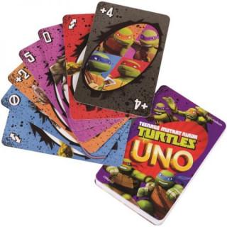 Uno kártya Tini nindzsa Teknőcök Ajándéktárgyak