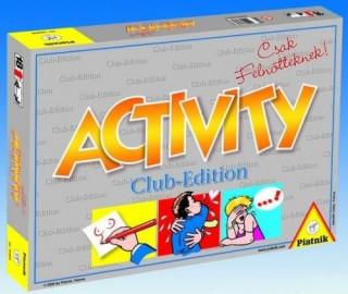 Activity Felnõtteknek - Új kiadás AJÁNDÉKTÁRGY