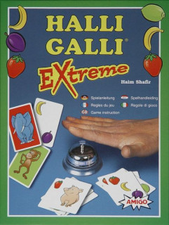 Halli Galli extrem AJÁNDÉKTÁRGY