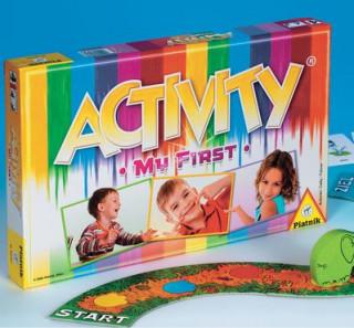 Activity - My First  Ajándéktárgyak