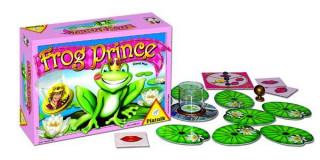 Frog Prince-Békaherceg társasjáték Ajándéktárgyak