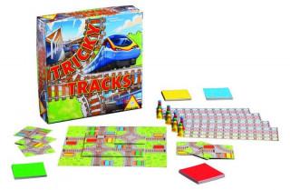 Tricky Tracks társasjáték Ajándéktárgyak