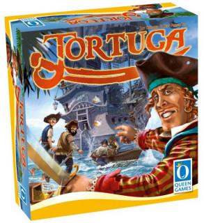 Tortuga társasjáték Ajándéktárgyak